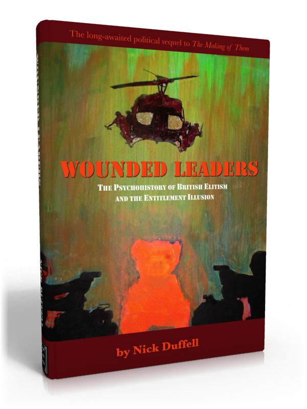 Wounded Leaders - Out Now